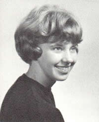 Carol Choitz's High School Photo